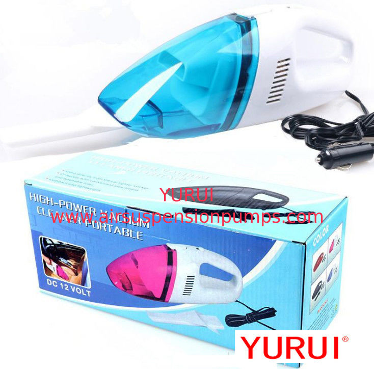 Plastic Customized Handheld Car Vacuum Cleaner 12v 35w - 60w Long Working Life